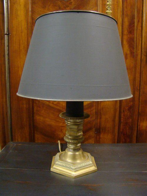 LAMPE NOIRE 1