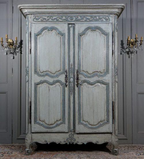 Petite armoire Régence 1