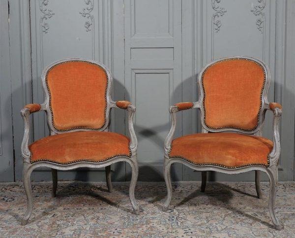 paire fauteuils Jullien 1